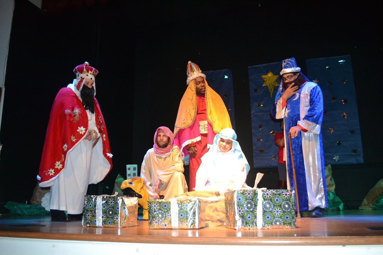 Los Reyes Magos Están Aquí