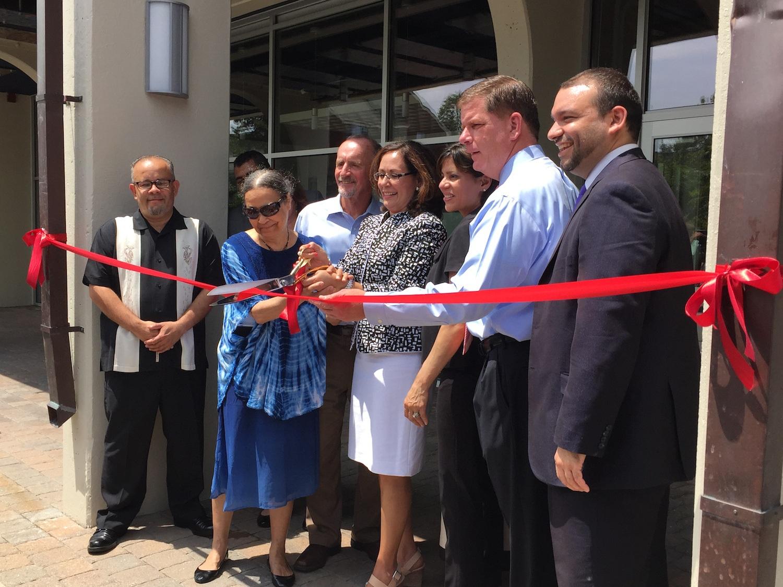Celebrating a Milestone: Inauguration of Renewed Community Spaces