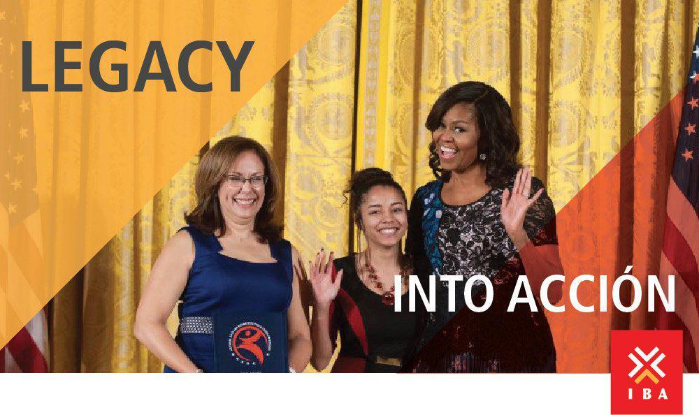 Legacy into Acción