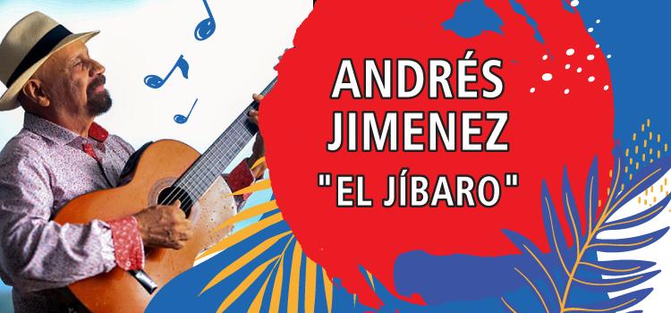 ¡ANDRÉS JIMÉNEZ VUELVE A FESTIVAL BETANCES!