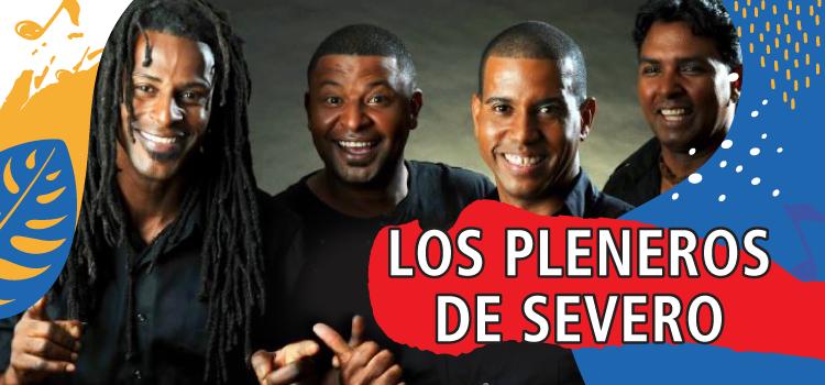 """¡""""LOS PLENEROS DE SEVERO"""" CON UN SHOW PARA MOVERSE!"""