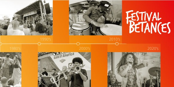 Festival Betances through the years