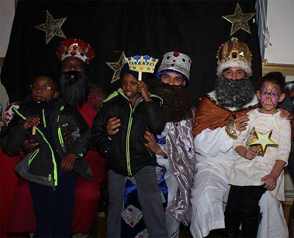 Ringing in the New Year with the Three Kings