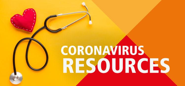 Coronavirus - Resources