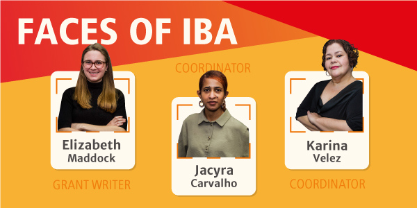 Faces of IBA