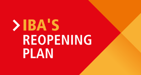 IBA's Reopening Plan | COVID-19 Q & A