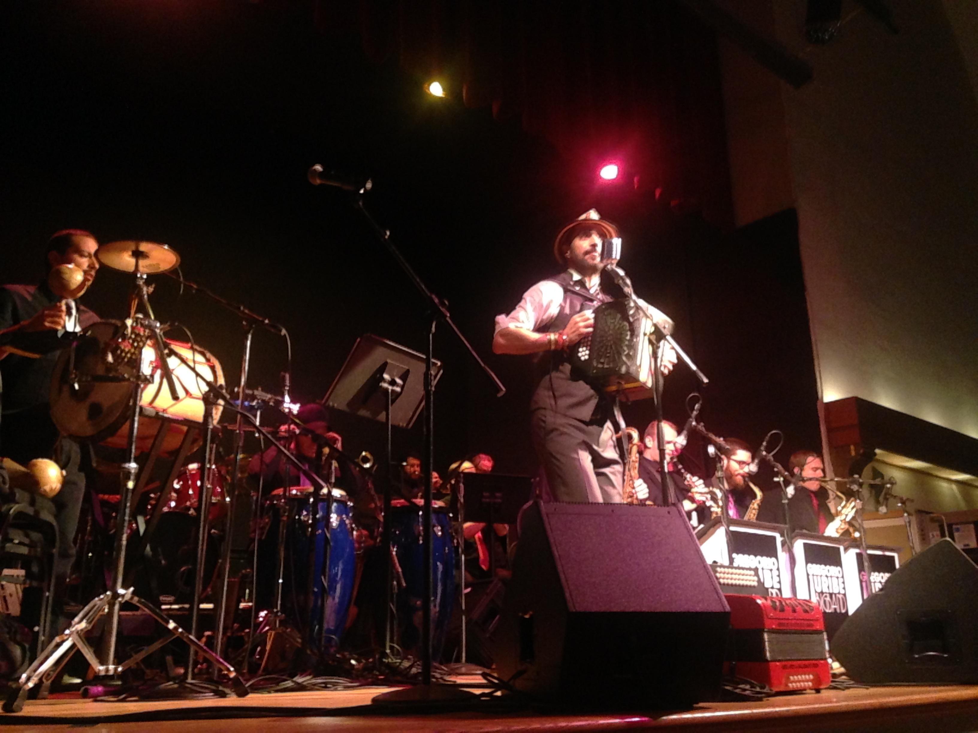 """IBA Presenta una Noche de """"Big Band Cumbia"""""""
