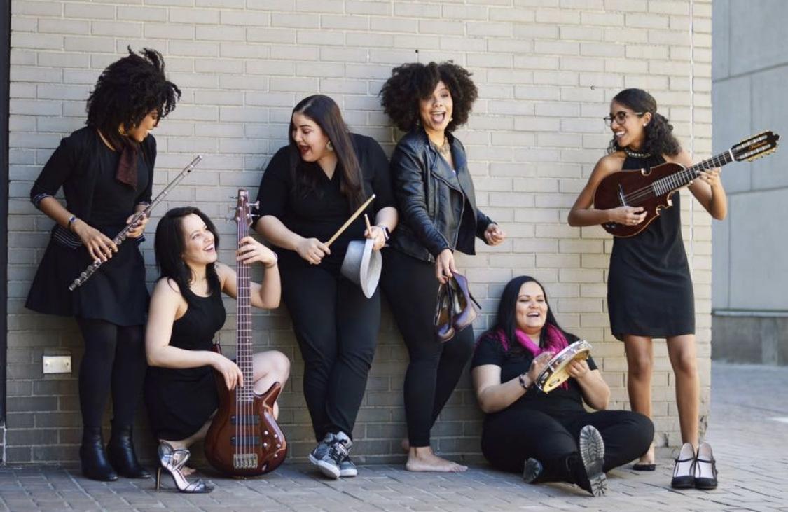 Zayra Pola: Latina Power at the Drums