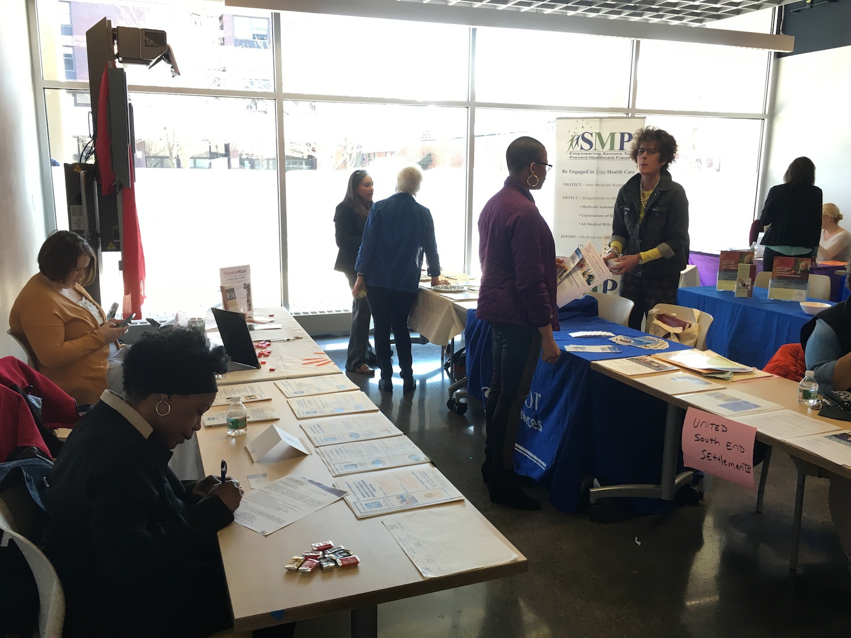 Community Success: Senior Resource Fair