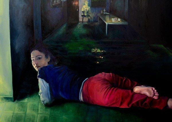 Retratos de la Trayectoria de una Joven Artista