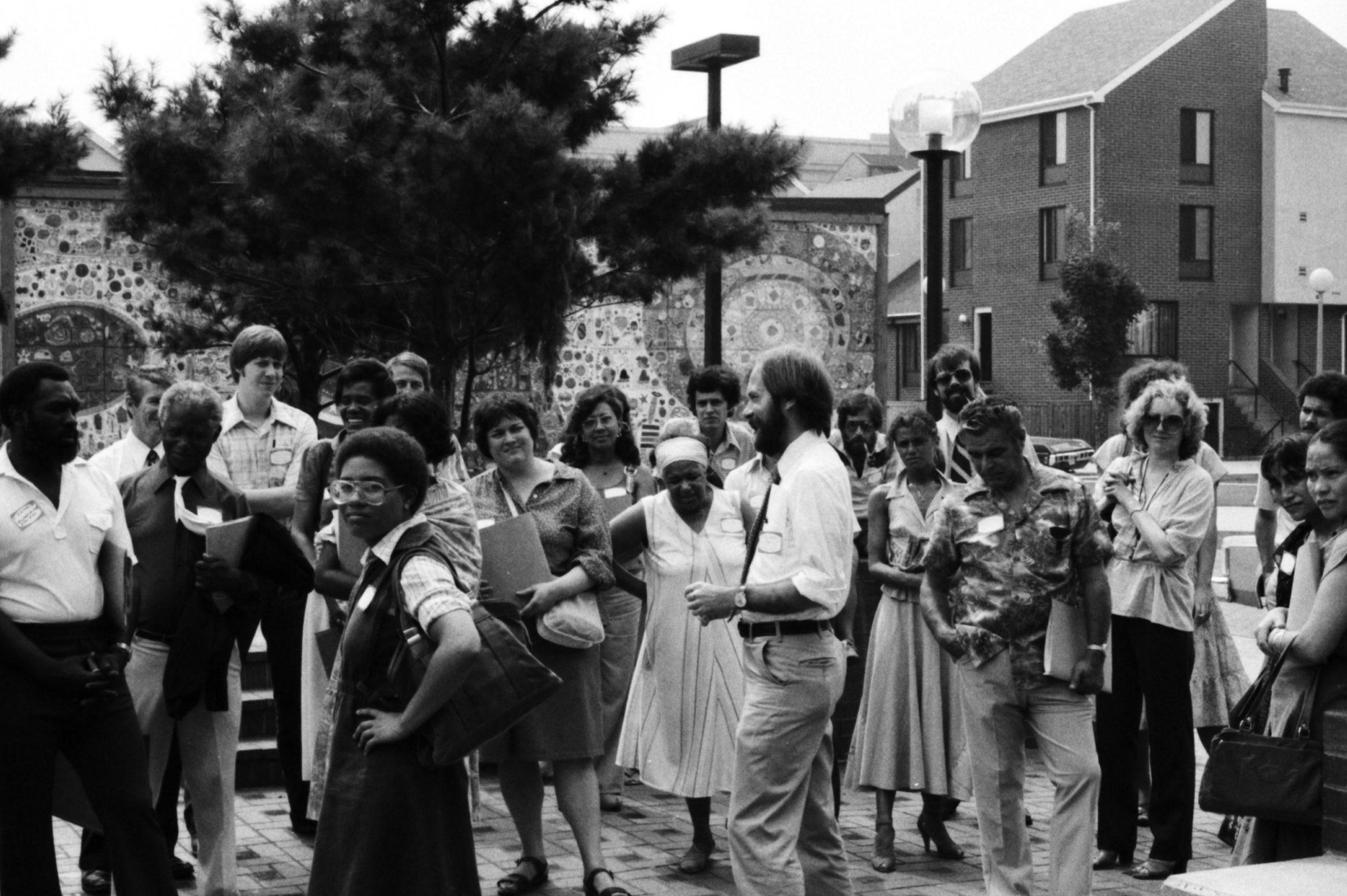 """We Shall Not Be Moved"": IBA's 50-Year Dedication to Equitable Community Development"