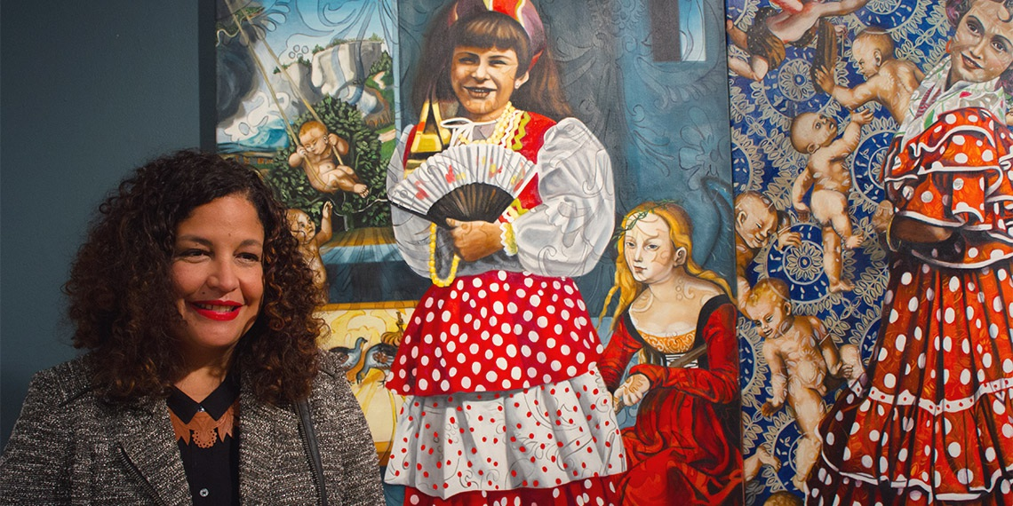 Karem Arrieta: desde Francia con Cultura Misteriosa