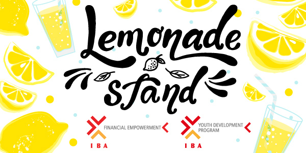 The Financial Empowerment and Youth Development Programs' Lemonade Stand Project