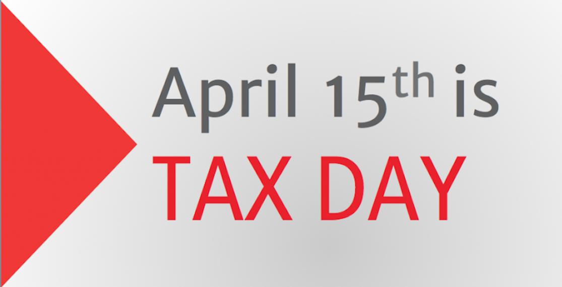 Preparándonos para el Día de Impuestos
