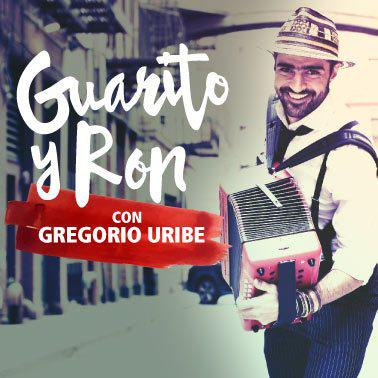 A More Intimate Performance with Gregorio Uribe