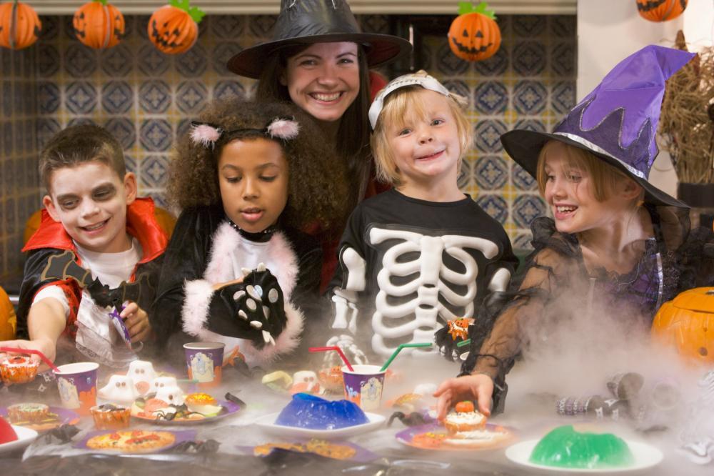 Un Halloween Saludable y Delicioso