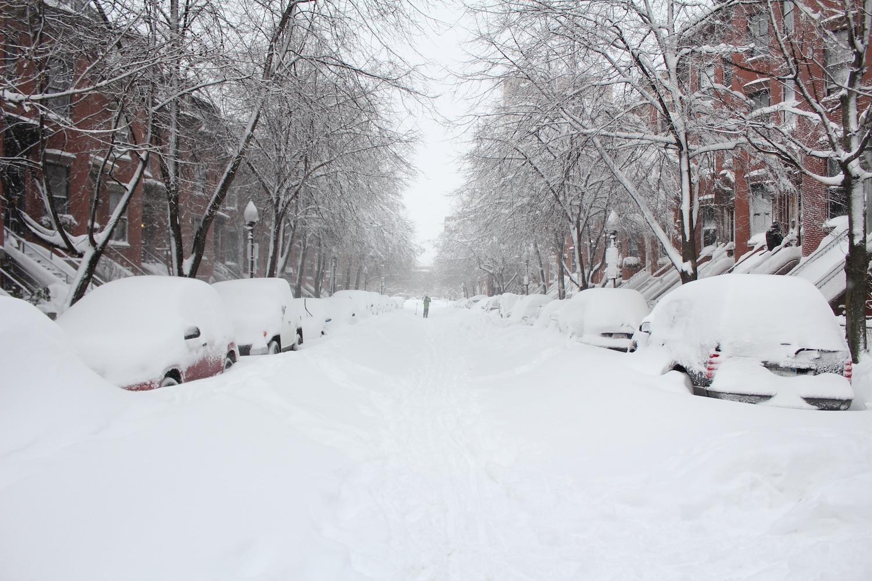 ¿Quién dijo que los días de nieve tienen que ser aburridos?