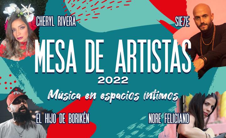 Mesa de Artistas: A Collection of Intimate Performances