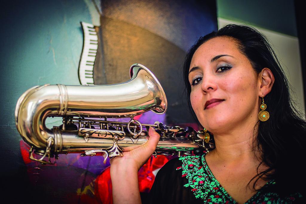 Patricia Zárate-Pérez: Violetas Album Release