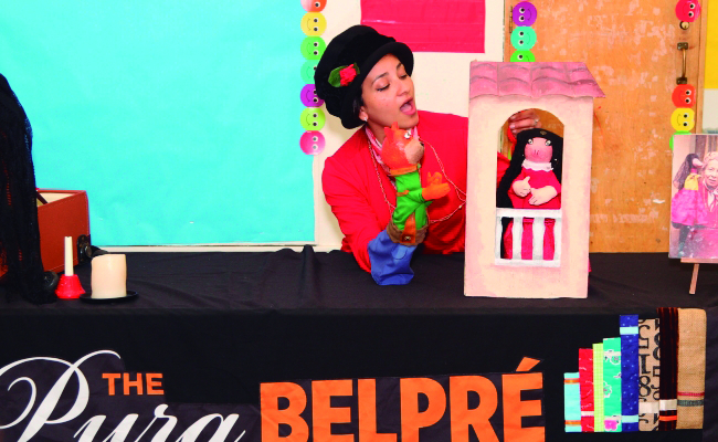 The Pura Belpré Project/ School Performance