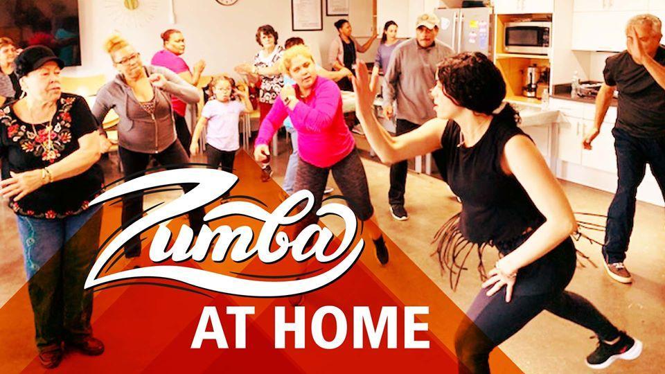 Zumba Class at Home